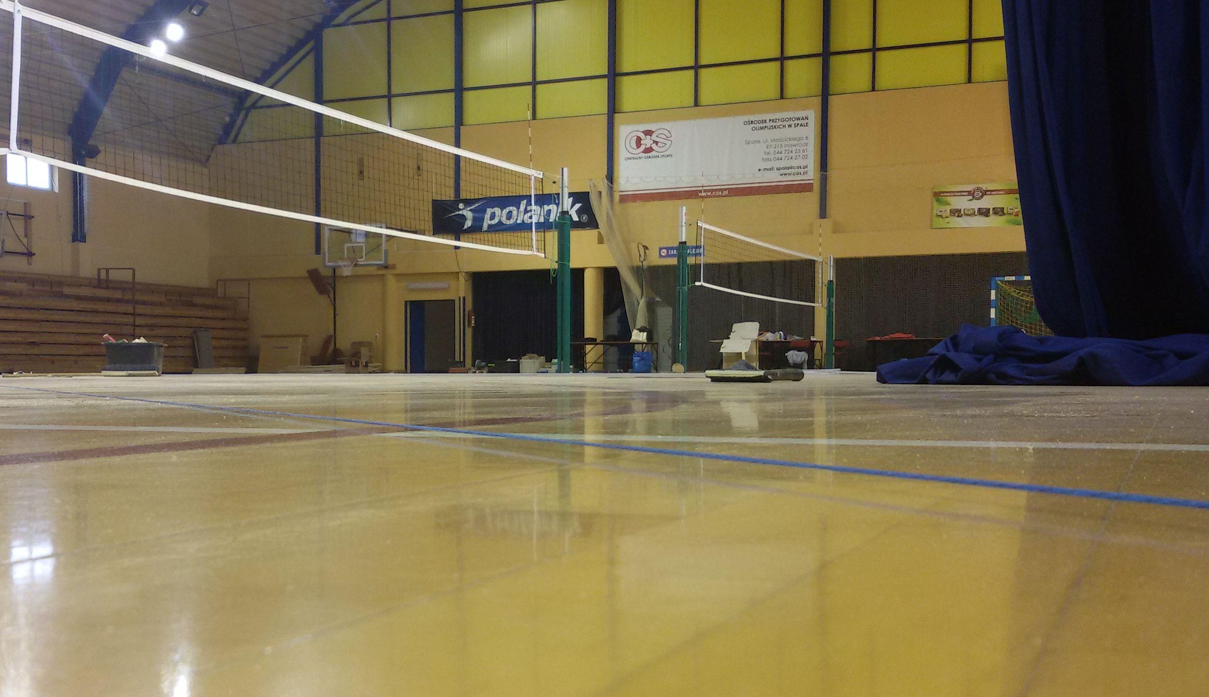 SPAŁA -Centralny Ośrodek Sportu